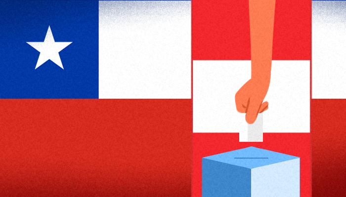 Análisis del voto peruano en Chile