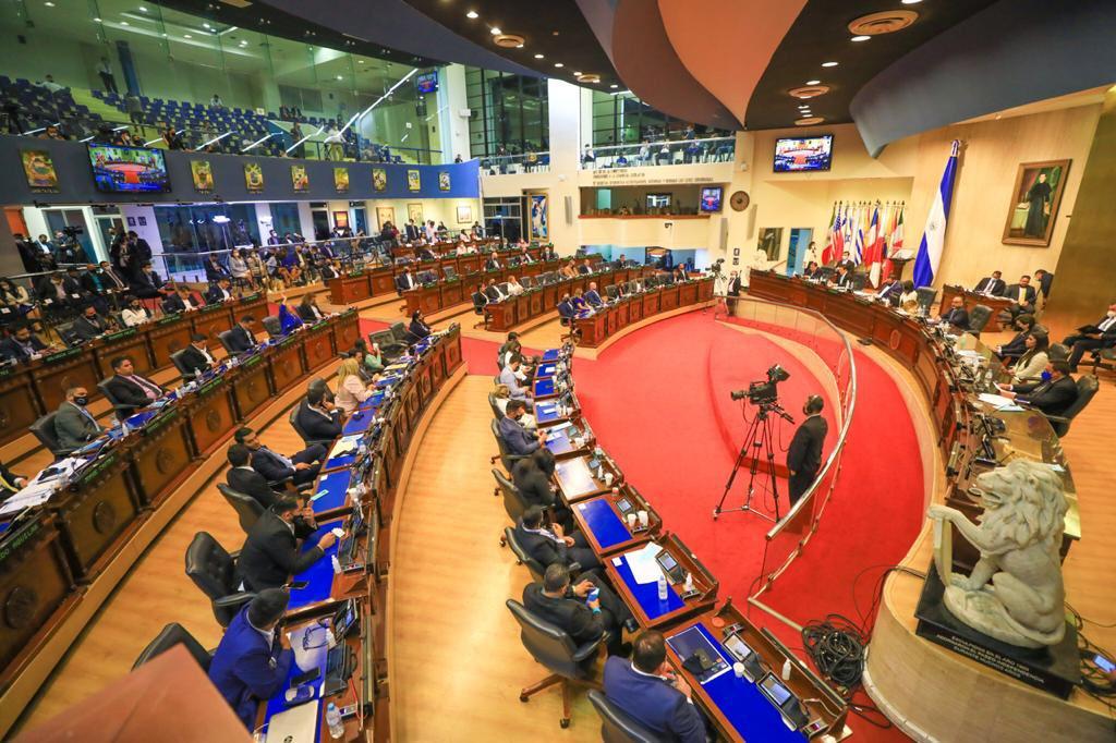 Asamblea Legislativa de El Salvador