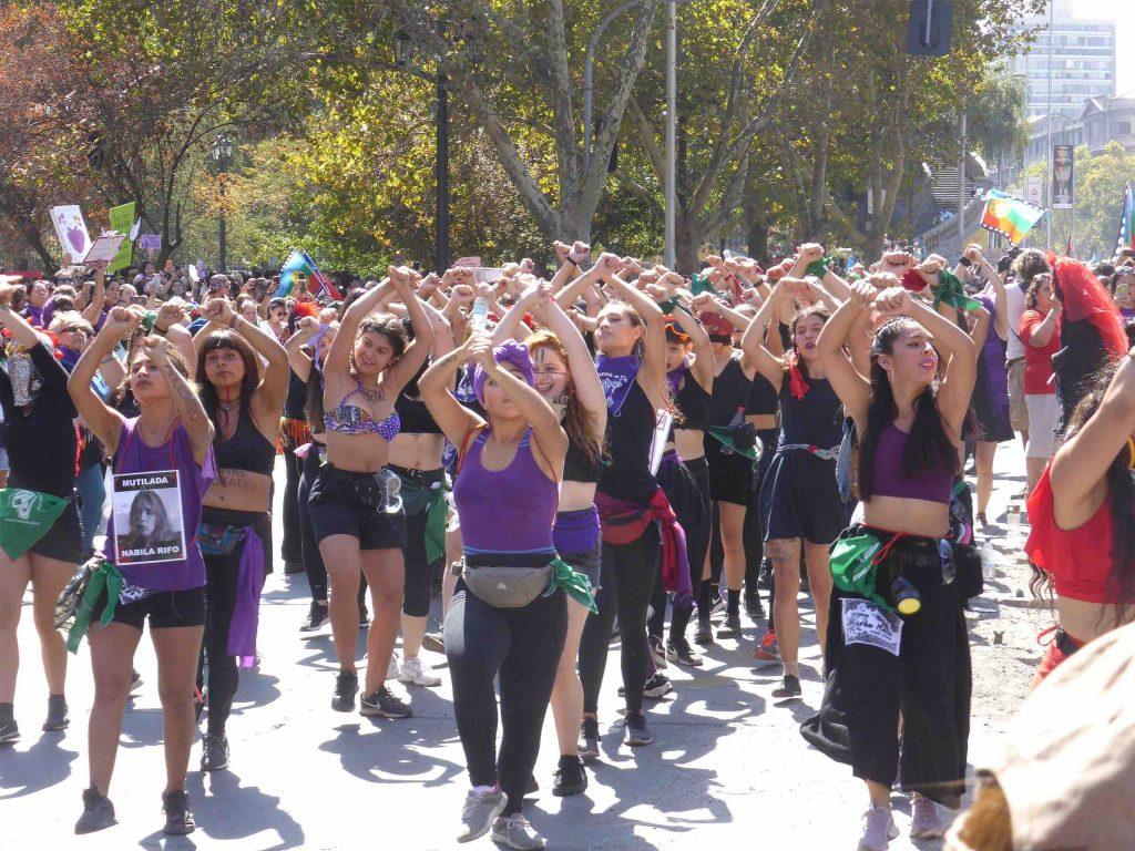 violencia hacia mujeres chile