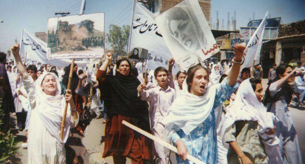 Afganistán apartheid
