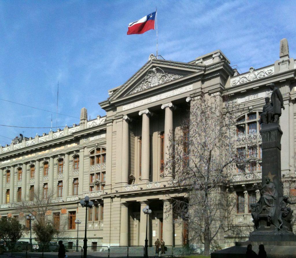 Poder Judicial tribunales