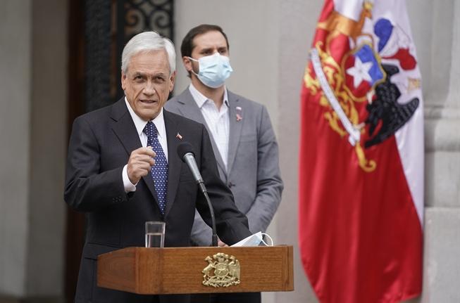 sebastián Piñera acusación